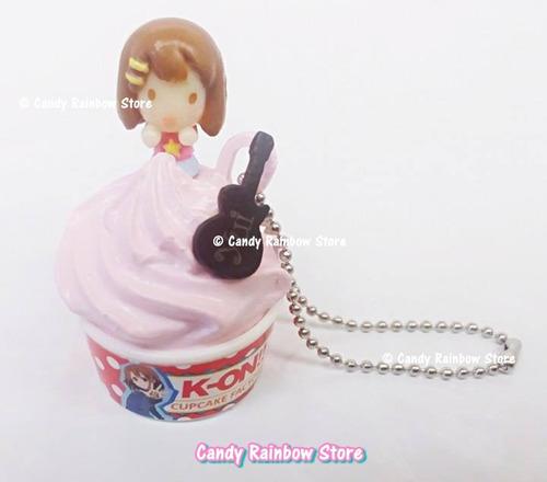 strap plug k-on yui rement cupcake moldes kawaii japon