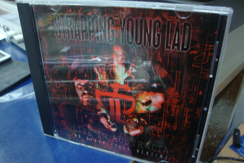strapping young lad - no sleep 'till bedtime - cd - $239