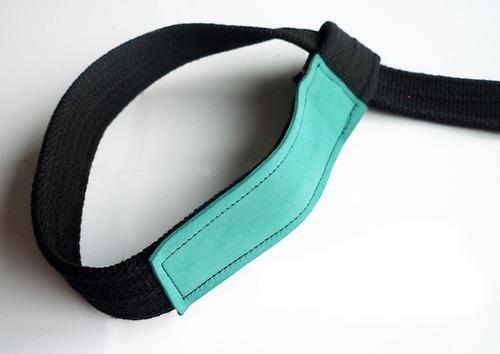 straps cinta de fuerza cinta de poder agarre de barra