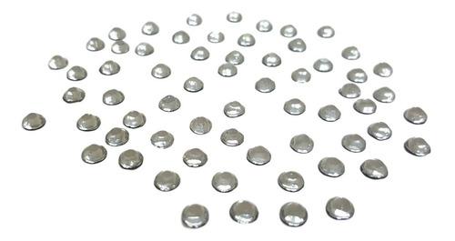 strass termoadhesivo 5mm 1000u cristal hotfix
