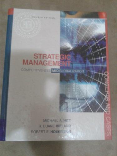 strategic management - micheal  hitt - ireland - hoskisson