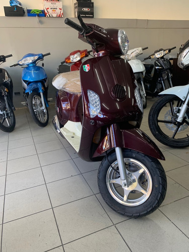 strato euro 150 motomel scooter