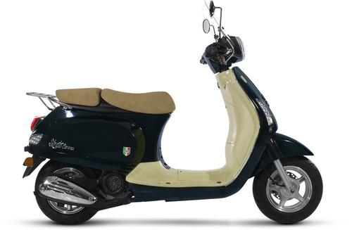 strato euro 150 scooter 150 motomel