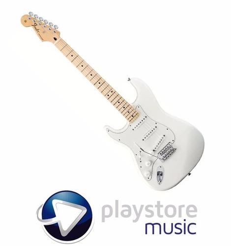 stratocaster standard mexico zurda blanca