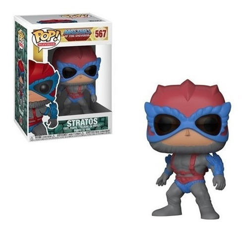 stratos funko pop masters of the universe 567