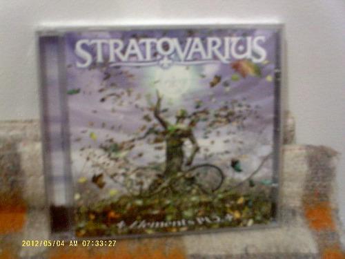 stratovarius - elements pt. 2 - cd nacional