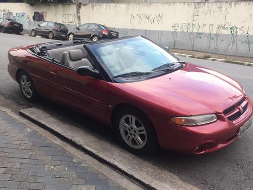 stratus cabriolet 1997 automático