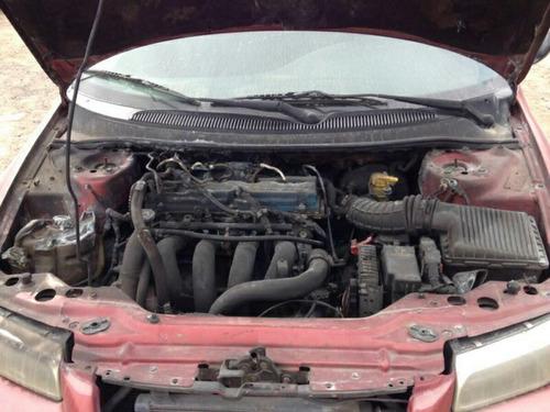 stratus r/t turbo 2000 por partes deshueso