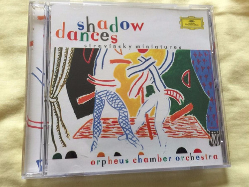 stravinsky shadow dances!!!