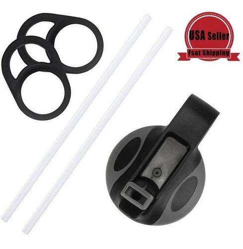 straw lids+2 * straws+2 * handles - nuevas pajillas par-3789
