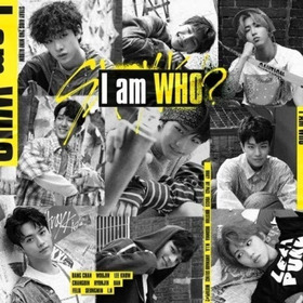 Stray Kids I Am Who Photo Book Poster Asia Import Cd Nuevo