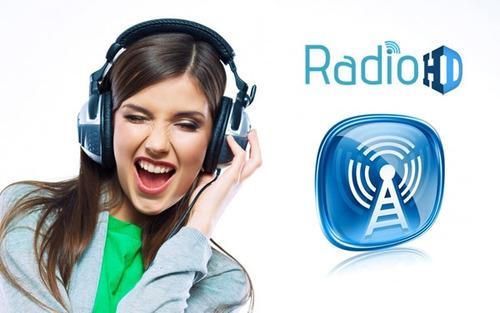 streaming audio hd (su radio por internet) 20.000 usuarios