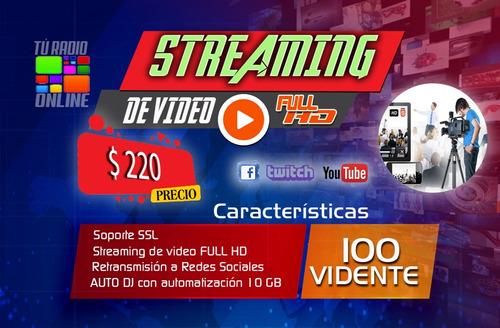 streaming de vídeo tv live