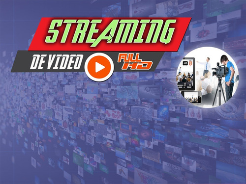streaming de vídeo tv station pro