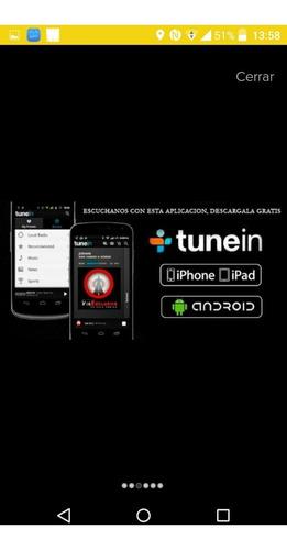 streaming radio y tv en vivo