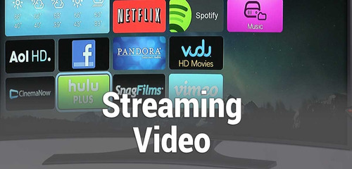 streaming video hd (su tv por internet) 300 usuarios