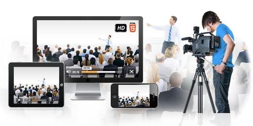 streaming video hd (su tv por internet) 300 usuarios