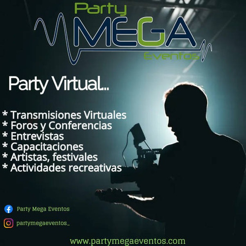 streaming - webinar - transmisiones virtuales en vivo