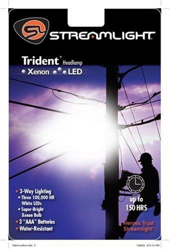 streamlight 61050 trident super-bright led multi-propósito