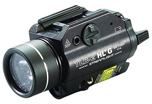streamlight 69.265 tlr-2 de alta lumen g de montaje en carr