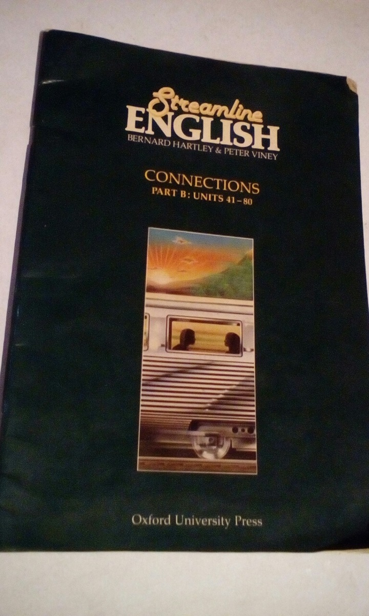 Streamline English Book