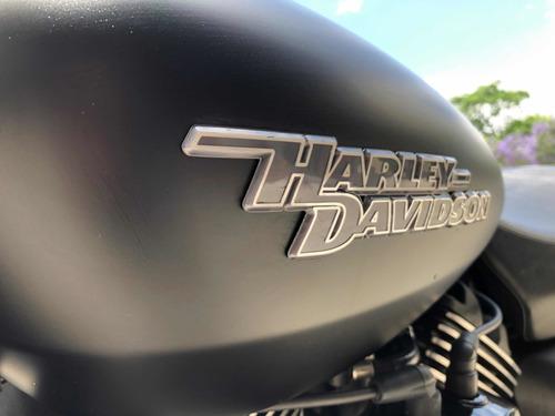 street 750 harley-davidson