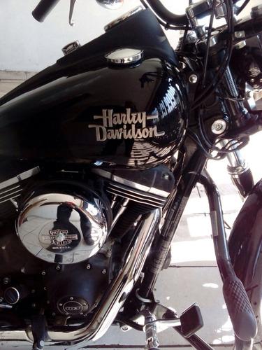 street bob harley davidson