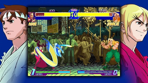 street fighter 30th anniversary ps4 fisico envio gratis