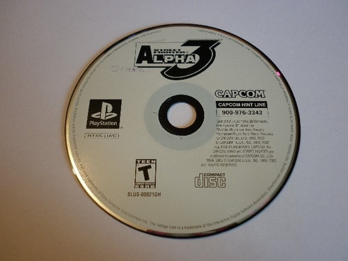 street fighter alpha 3 para play station