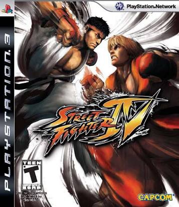 street fighter iv (4) ps3
