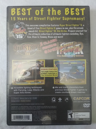 street fighter ps2