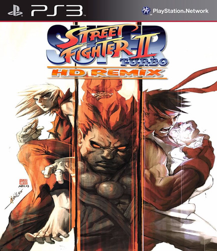 street fighter ps3