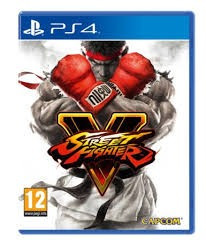 street fighter v 5 ps4 secundaria