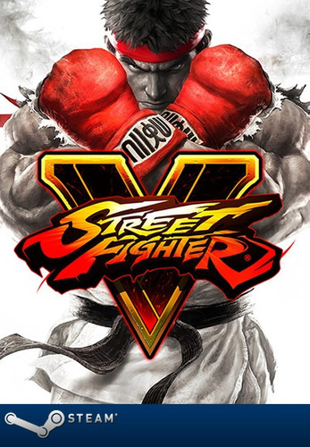 street fighter v pc digital steam