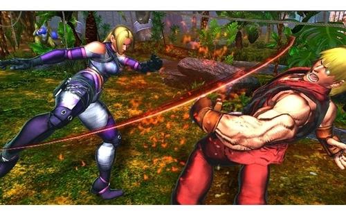 street fighter vs tekken ps3 mídia física novo lacrado
