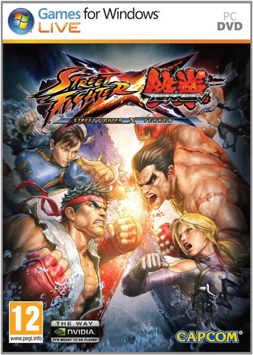 street fighter x tekken steam pc