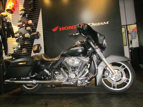 street glide 2013 - touring