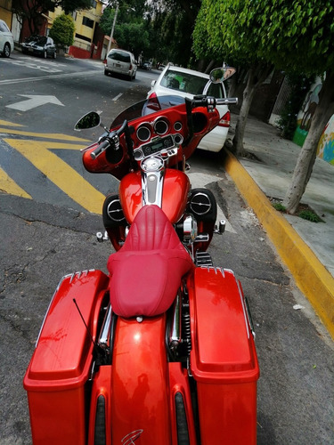 street glide harley-davidson
