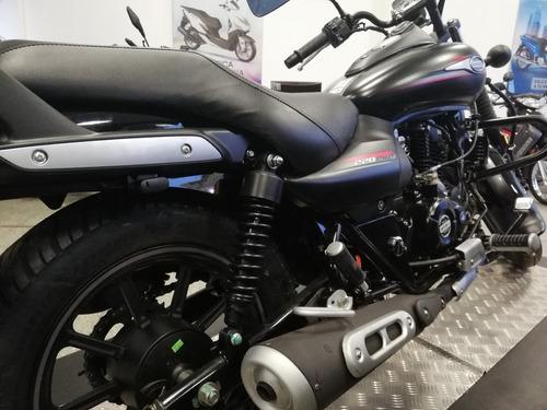 street motos bajaj bajaj avenger