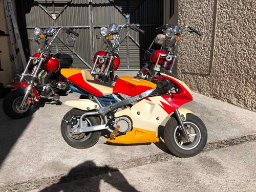 street pro 50 cc minimoto choper