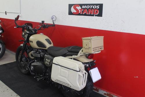 street scrambler  900cc
