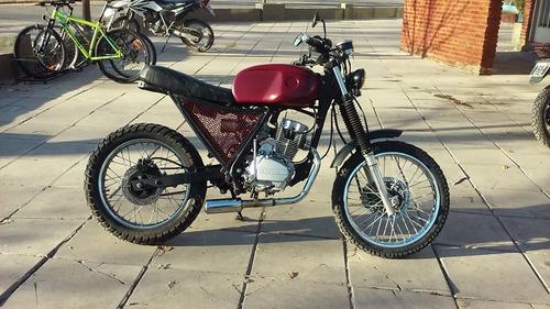 street tracker 150cc