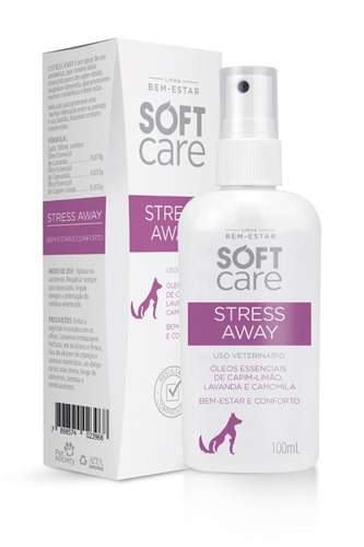 stress away spray 100ml