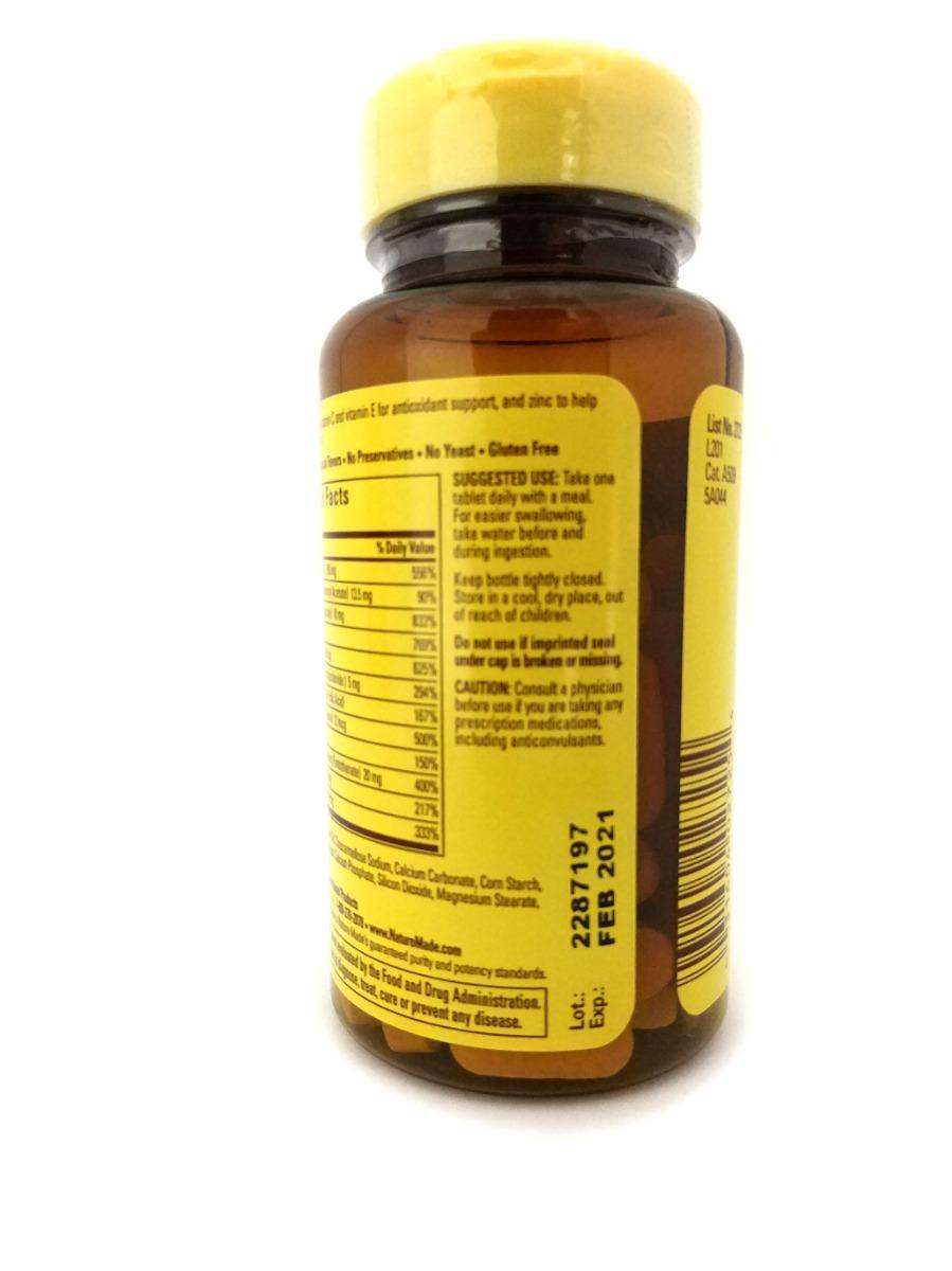 vitamine c stress