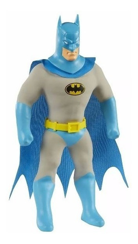 stretch armstrong grande batman figura acción original 6614