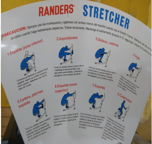 stretch trainer arg-070 randers