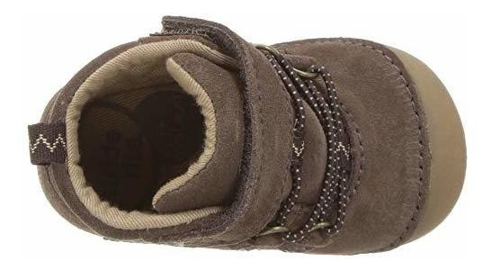 4d038d4146989 Stride Rite Kids Blake Baby Boy S High-top Suede Ankle Botes