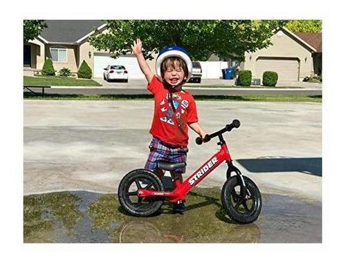strider - 12 bicicleta sin pedales de equilibrio clásica, de