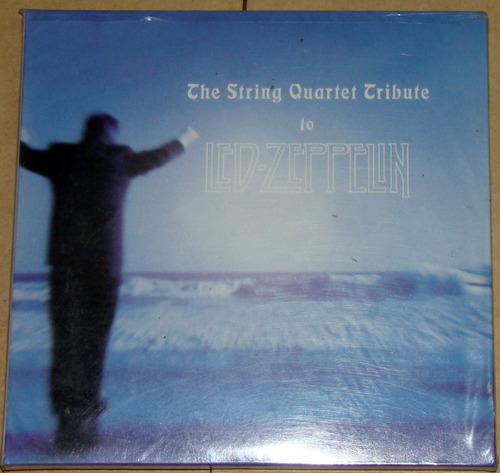 string quartet tribute to led zeppelin 2cd+dvd nuevo sellado