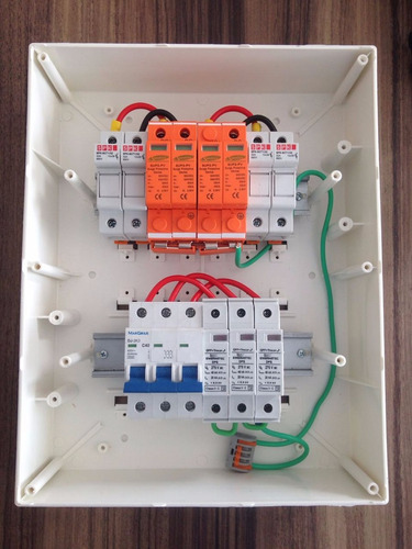 stringbox sistema fotovoltaico! proteja seu sistema